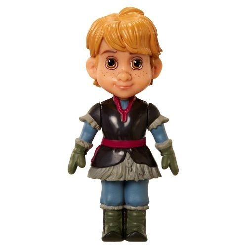 Bonecas Miniaturas Frozen Toddler Disney Vários Modelos. (Kristoff)