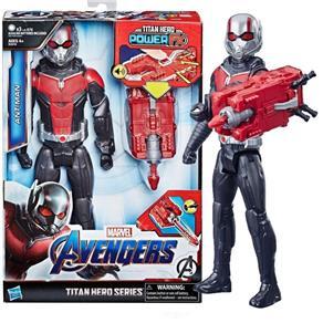 Boneco Avengers Homem Formiga Titan Hero Power Fx - Hasbro