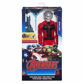 Boneco Avengers Homem Formiga Titan Hero Series - HASBRO - B6148/B5773