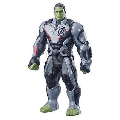 Boneco Avengers Hulk Deluxe Hero Power Hasbro