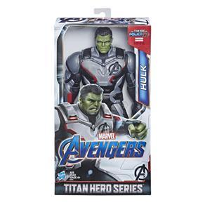 Boneco Avengers Titan Hero Hulk Deluxe Power FX 2.0 - Hasbro