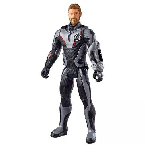 Boneco Avengers Ultimato - Titan Hero Power - Thor - Hasbro