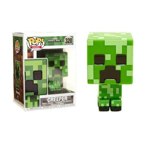 Boneco Creeper 320 Minecraft - Funko Pop