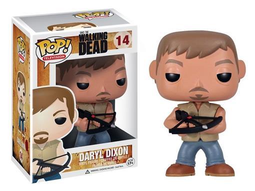 Tudo sobre 'Boneco Daryl Dixon The Walking Dead Pop! Funko Minimundi.com.br'