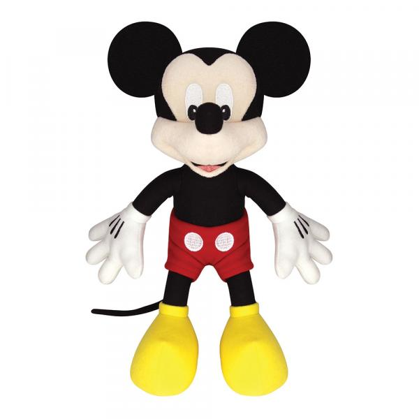 Boneco de Pelúcia Mickey 60cm - Long Jump