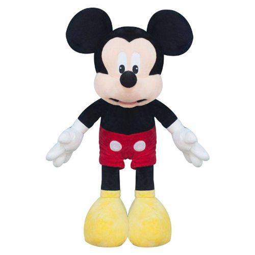 Boneco de Pelúcia Mickey 65 Cm - Long Jump