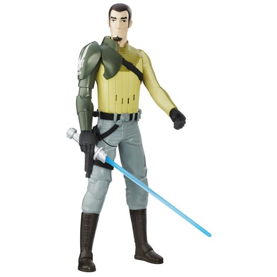 Tudo sobre 'Boneco Eletronico Star Wars - Kanan Jarrus'