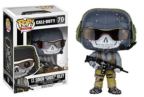 Tudo sobre 'Boneco Funko Pop Call Of Duty Riley'