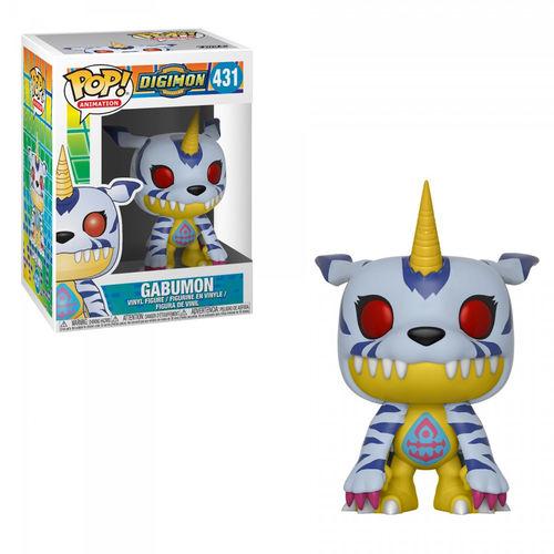 Boneco Funko Pop Digimon - Gabumon 431