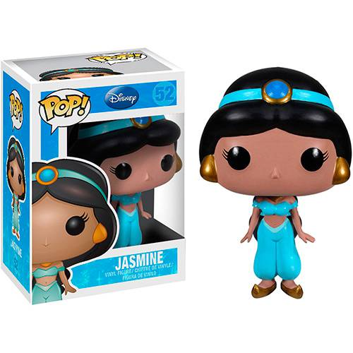 Boneco Funko Pop Disney Jasmine