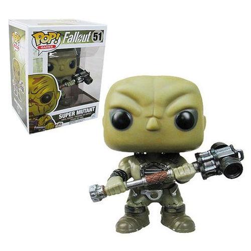 Boneco Funko Pop Fallout Super Mutant 51