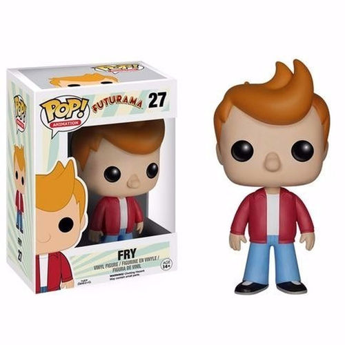 Boneco Pop Futurama Fry 27