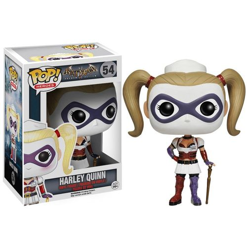 Boneco Funko Pop Heroes - Nurse Harley Quinn
