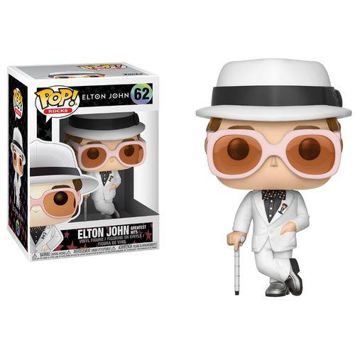Boneco Funko Pop Rocks - Elton John 62