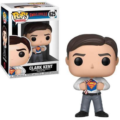 Boneco Funko Pop Smallvile Clark Kent 625
