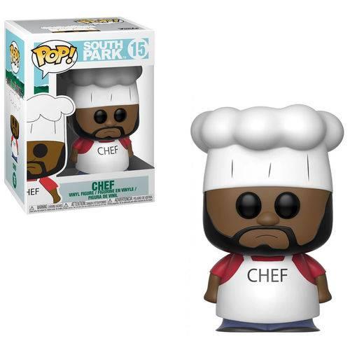 Boneco Funko Pop - South Park - Chef 15