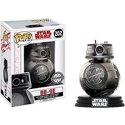 Boneco Funko Pop Star Wars 8 Bb-9 202