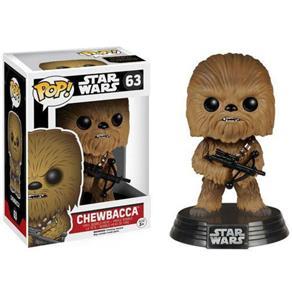 Boneco Funko Pop Star Wars - Chewbacca 63