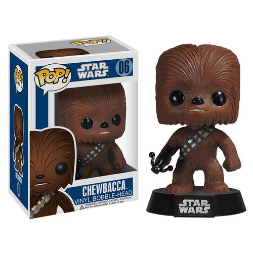 Boneco Funko Pop Star Wars Chewbacca