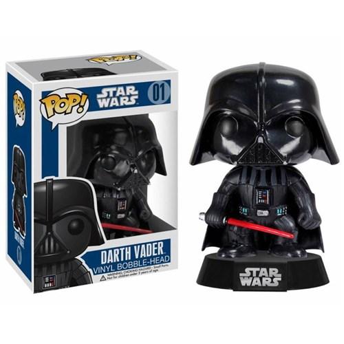 Boneco Funko Pop Star Wars Darth Vader 01