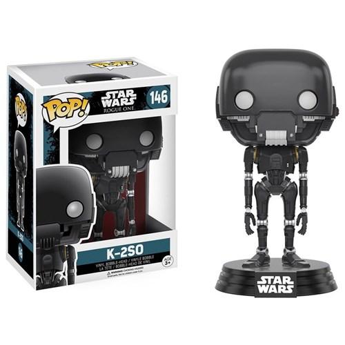 Boneco Funko Pop Star Wars K-2So 146
