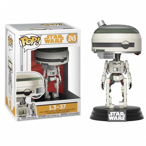 Boneco Funko Pop Star Wars L3-37 245