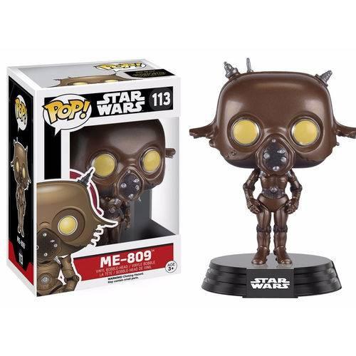 Boneco Funko Pop Star Wars Me-809 113