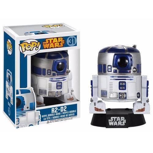 Boneco Funko Pop Star Wars R2-d2 31