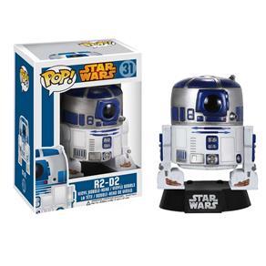Boneco Funko Pop Star Wars - R2 D2