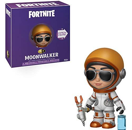 Boneco Funko Star 5 - Fortnite Moonwalker