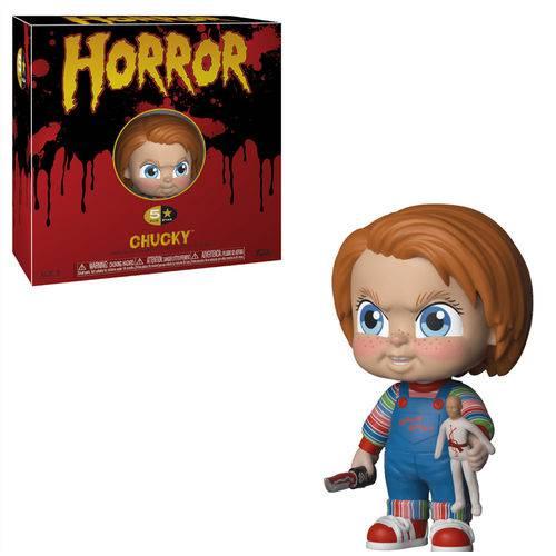 Boneco Funko Star 5 - Horror Chucky