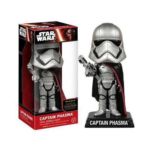 Boneco Funko Star Wars Captain Phasma