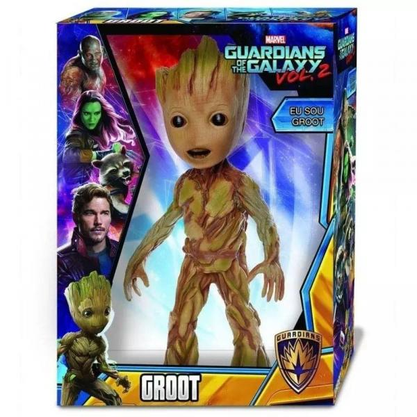 Boneco Gigante Baby Groot Guardiões da Galaxia 2 900 Mimo