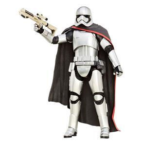 Boneco Hasbro Star Wars The Series Black Captain Phasma