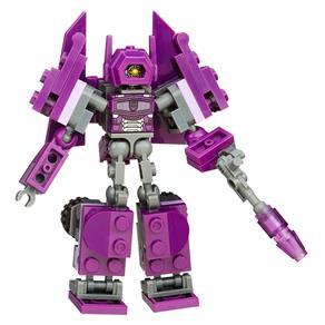Boneco Hasbro Transformers Kreo Shockwave