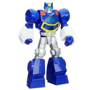Boneco Hasbro Transformers Playyskool Heroes Chase The Police Bot