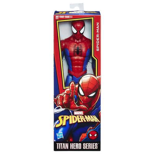 "Boneco Homem Aranha 12"" Marvel Hasbro"