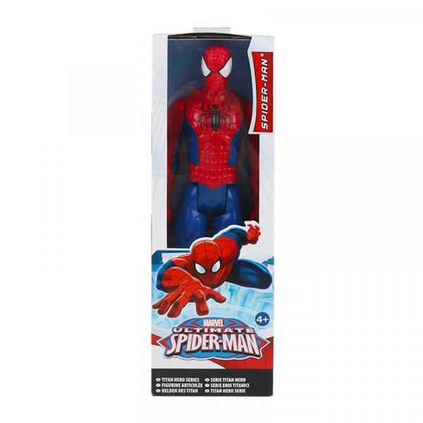 Boneco Homem Aranha Hasbro Titan Hero Series Marvel - 30 Cm