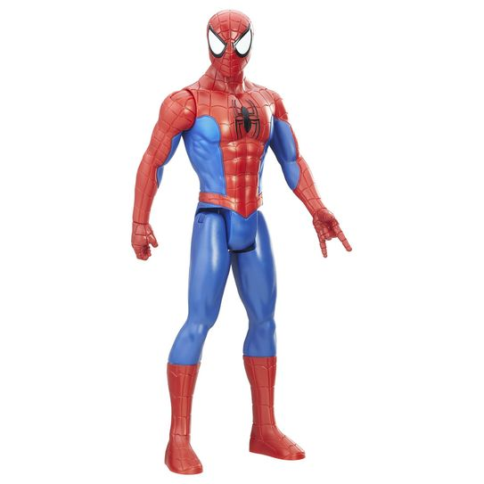 Boneco Homem Aranha - Hasbro - Titan Hero Series
