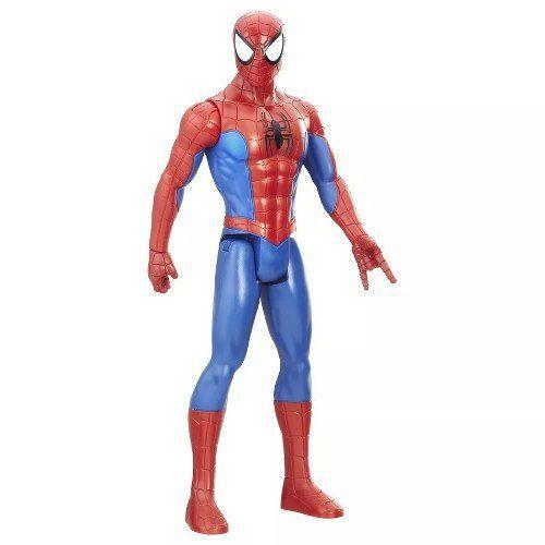 Boneco Homem Aranha - Titan Hero Series Hasbro