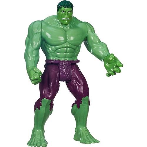 Boneco Hulk B0443 Titan Hero Series - Hasbro