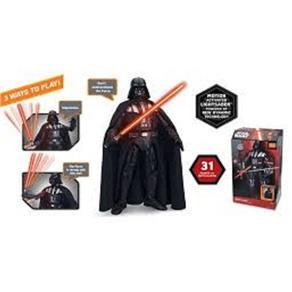 Boneco Interativo - Star Wars 13431 - Darth Vader - Toyng - Dis
