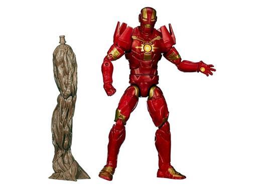 Tudo sobre 'Boneco Iron Man - Marvel Legends - Hasbro A7909'