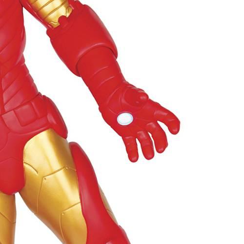Tudo sobre 'Máscara Eletronica Homem de Ferro Hasbro - Guerra Civil'