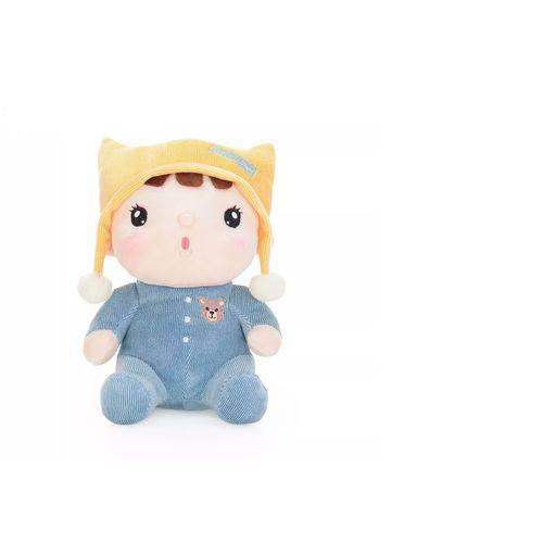 Boneco Metoo Doll Sweet Candy Bebê Azul Original