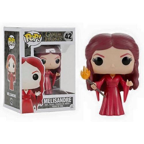 Boneco Pop! Game Of Thrones Melisandre - Funko