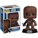 Boneco Pop Star Wars Funko 06: Chewbacca