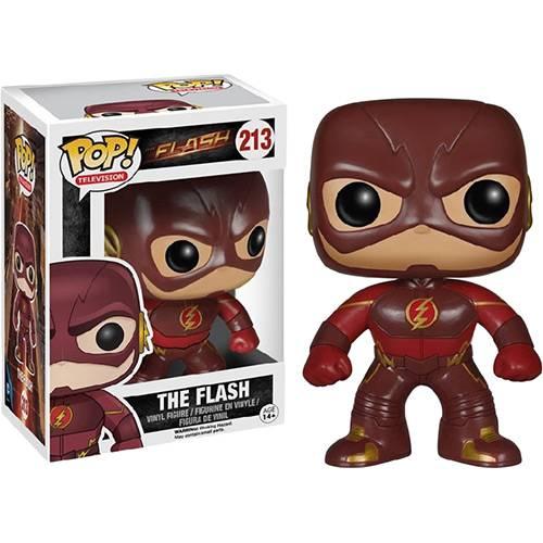 Tudo sobre 'Boneco Pop! Tv The Flash - Funko'
