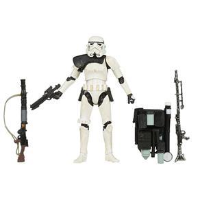 Boneco Sandtrooper - Star Wars Black Series 15 Cm - Hasbro