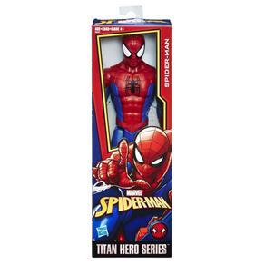 Boneco Spider Man Figura 12P Titan Homem Aranha